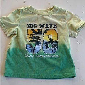 Boys distressed Cherokee 2t T-shirt